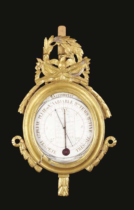 A PROVINCIAL LOUIS XVI STYLE C