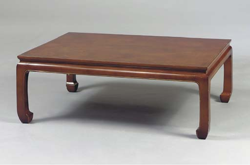 A CHINESE STYLE HARDWOOD AND P