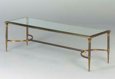 A DIRECTOIRE STYLE PATINATED A