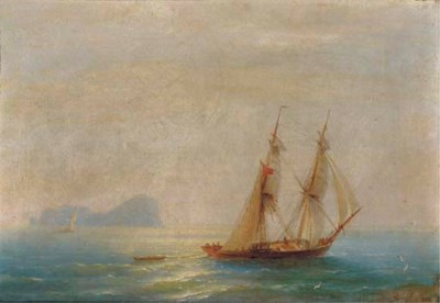 IN THE MANNER OF AIVAZOVSKII (