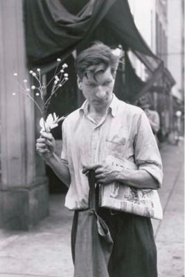 LOUIS FAURER (1916-2001)