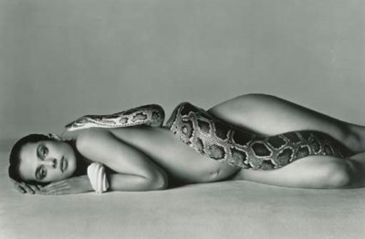 RICHARD AVEDON (BORN 1923)