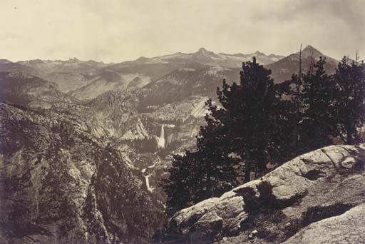 CARLETON E. WATKINS (1829-1916