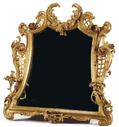 A CONTINENTAL GILT-REPOUSSE CO