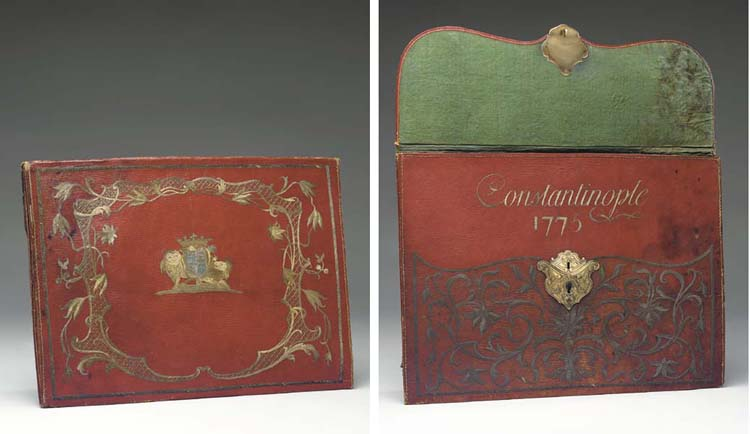 A LOUIS XVI SILVER AND GOLD TH