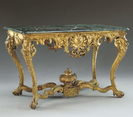 A Continental Baroque style gi