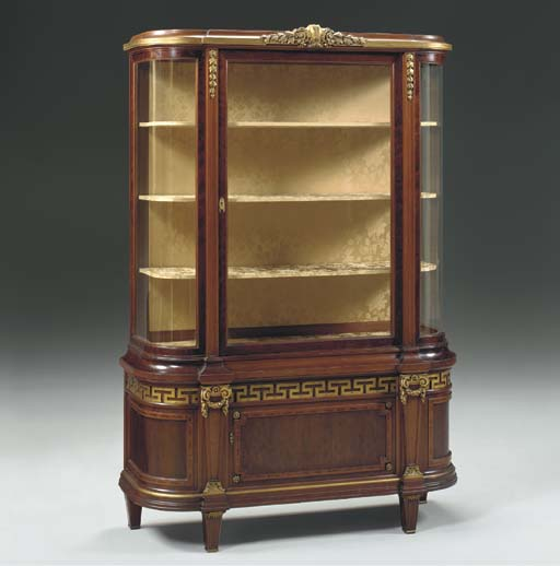 A French Neoclassic style ormo