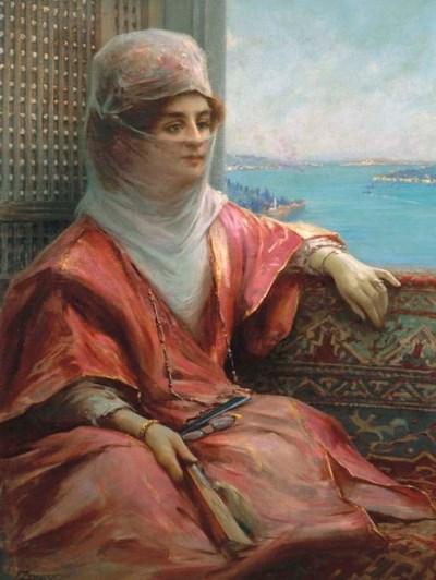 Fausto Zonaro (Italian, 1854-1