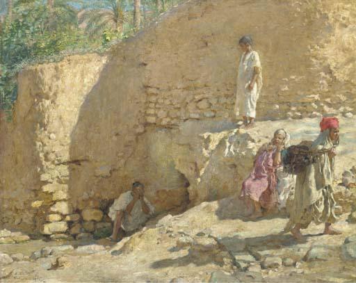 Alphonse-Etienne Dinet (French