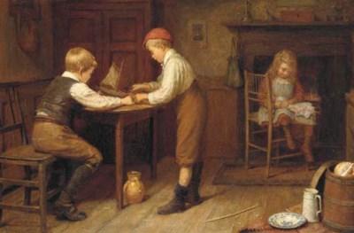 Harry Brooker (British, 1848-1