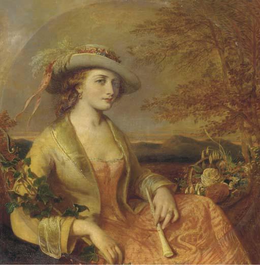 Charles Baxter (British, 1809-
