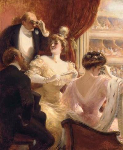Albert Guillaume (French, 1873