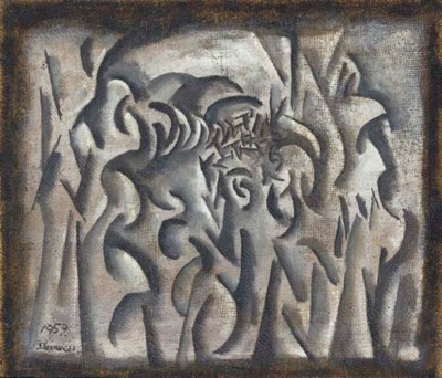 Jose Gurvich (Uruguayan 1927-1