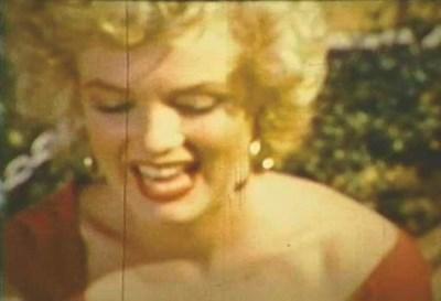 MARILYN MONROE FILM FOOTAGE