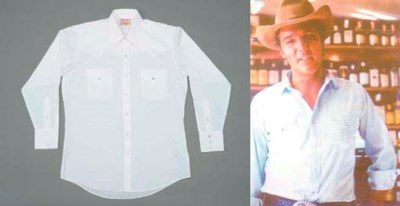 ELVIS PRESLEY SHIRT FROM STAY