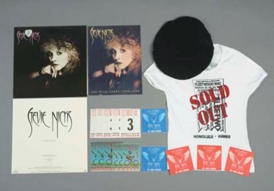 COLLECTION OF STEVIE NICKS PER