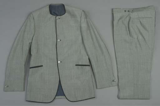 Paul George,Ringo KIDS COMPLETE COSTUME SET 1960/'s Grey BEATLES SUIT John