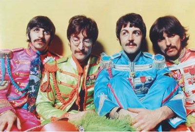 BEATLES SGT. PEPPER'S LONELY H