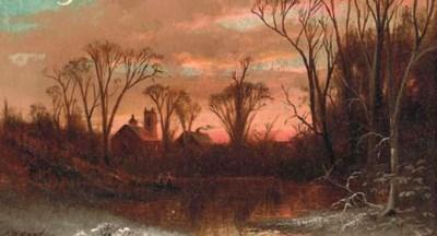 Charles Day Hunt (American, 18
