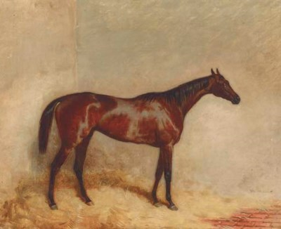 Harry Hall (British, 1814-1822