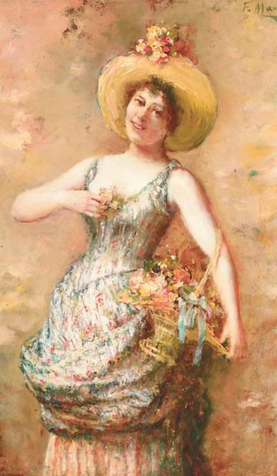 Francois Maury (French, 1861-1