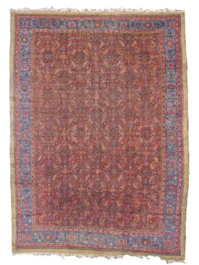 A BAKSHAISH CARPET,