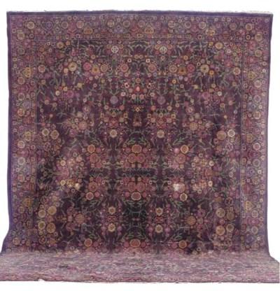 AN INDIAN CARPET,