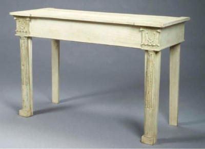 A PAIR OF NEOCLASSICAL STYLE C