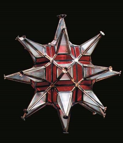 A MIDDLE-EASTERN STYLE STAR-FO