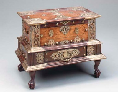 A DUTCH COLONIAL HARDWOOD AND