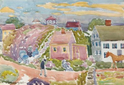 Maurice Prendergast (1859-1924