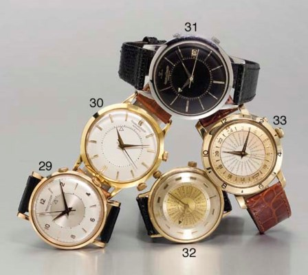 JAEGER LECOULTRE. A 10K GOLD-F