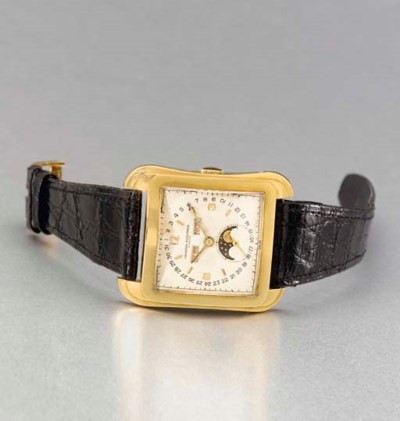 VACHERON & CONSTANTIN. A VERY