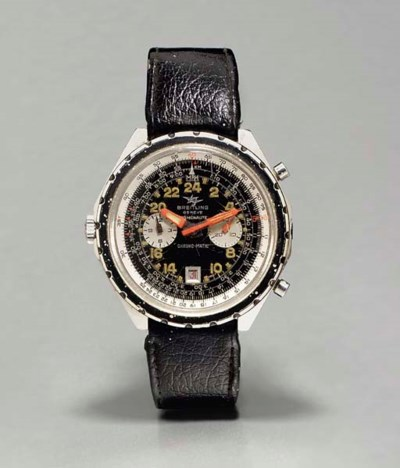 BREITLING. A STAINLESS STEEL P