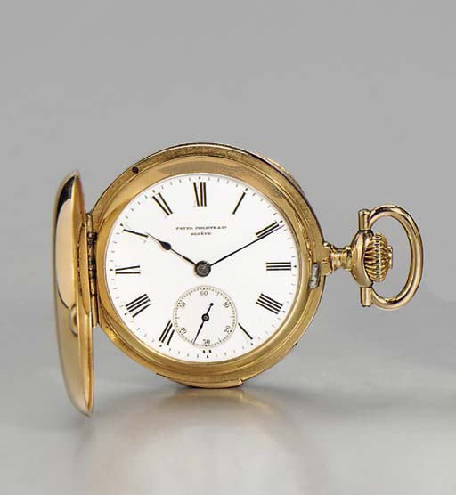 Patek Philippe. A small and un