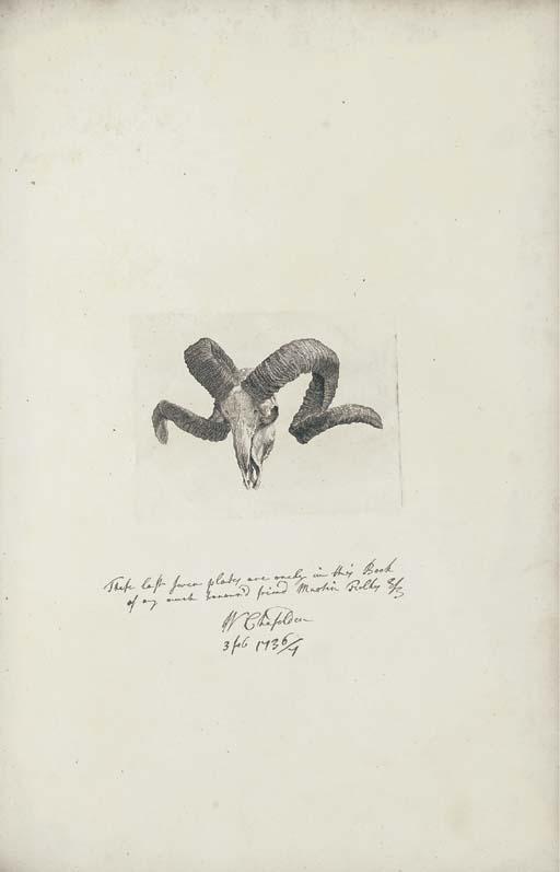 CHESELDEN, William. Osteograph