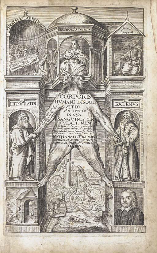 HIGHMORE, Nathaniel (1613-1685