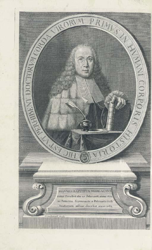 MORGAGNI, Giovanni Battista. D