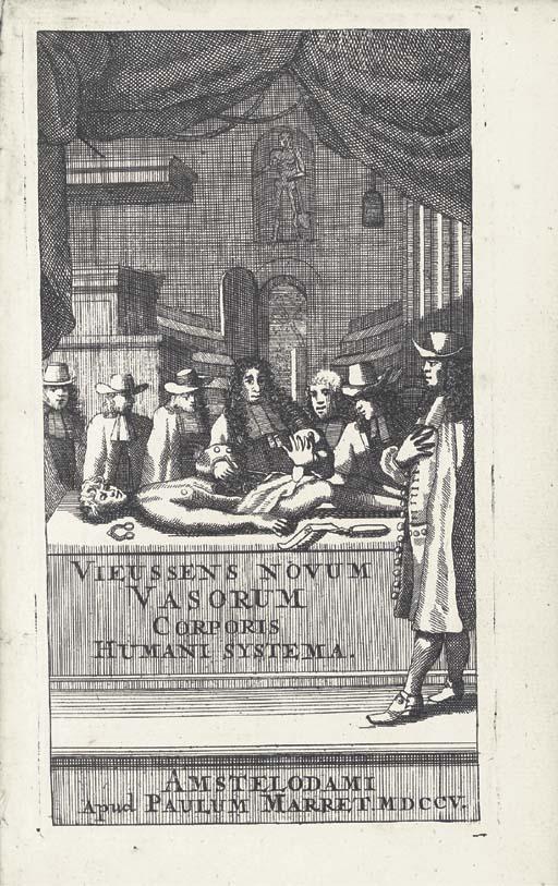 VIEUSSENS, Raymond de. Novum v