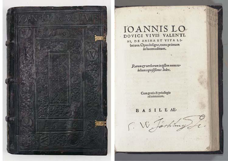 VIVES, Joannes Ludovicus (1492