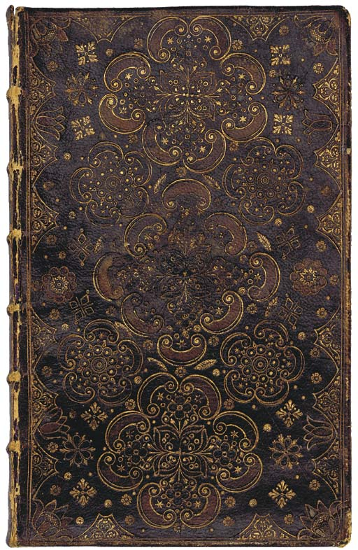 [BINDING -- RESTORATION]. ALLESTREE, Richard (1619-81). The Causes of the Decay of Christian Piety... Written by the Author of the Whole Duty of Man. London: R. Norton for Robert Pawlett, 1675.
