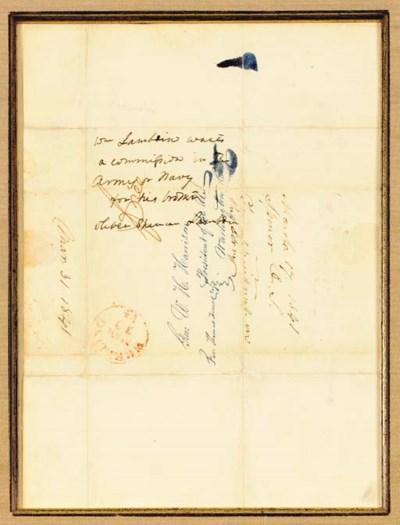 HARRISON, William Henry, Presi