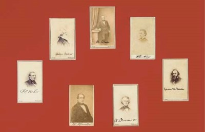 [LINCOLN, Abraham] A group of