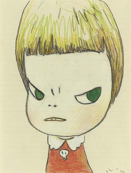 Yoshitomo Nara (b.1959)