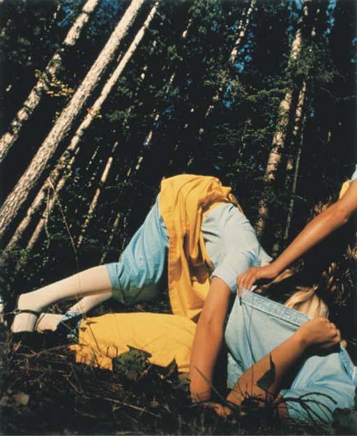 Anna Gaskell (b.1969)
