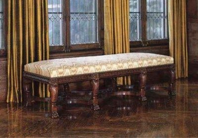 A RENAISSANCE REVIVAL WALNUT B