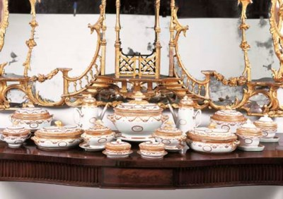 A CHINESE EXPORT PORCELAIN INI