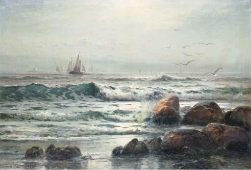 Edward Moran (American, 1829-1