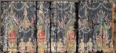 Five Thai Paintings