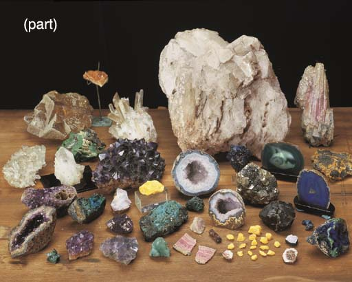 A COLLECTION OF VARIOUS HARDST
